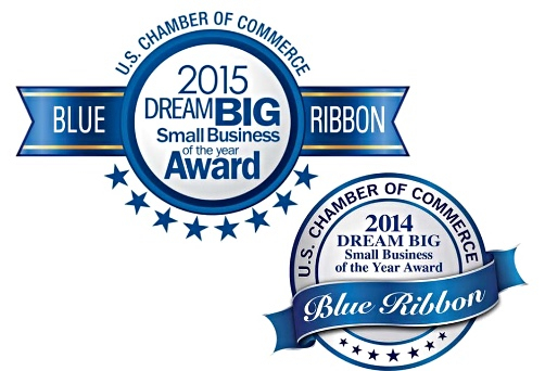 MATsolutions of Irving, TX Named U.S. Chamber Blue Ribbon Small Business Award Winner for Second Yea